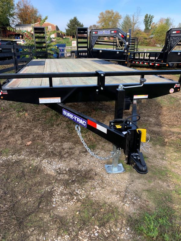 2021 Sure-Trac 8.5 x 17+3 Low Profile Beavertail Deckov