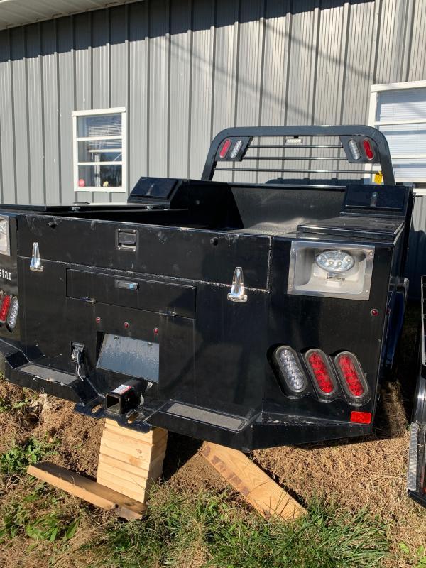 2021 Norstar SD single rear wheel long bed Truck Bed