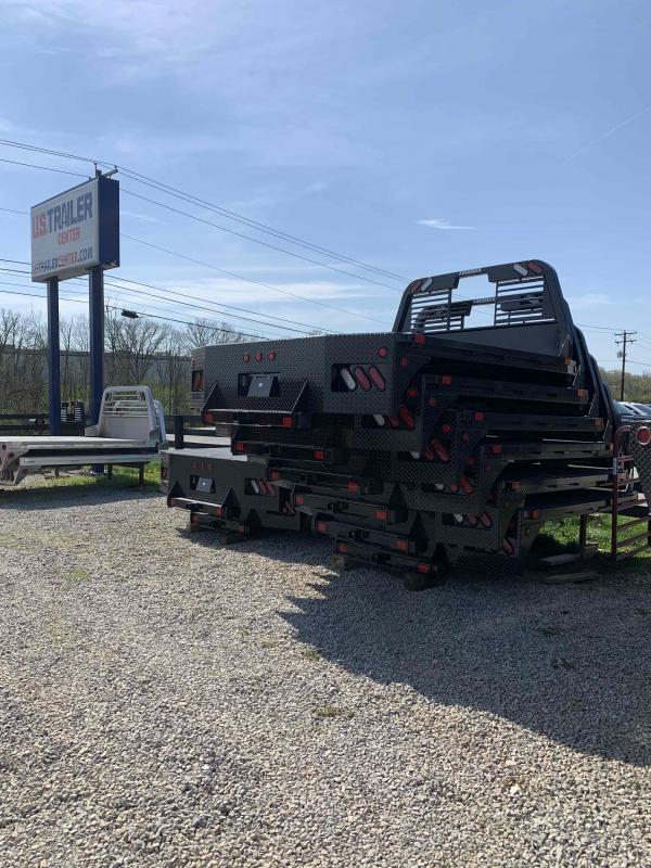 2021 Bedrock dually dodge Truck Bed