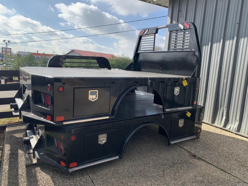 "2020 Bedrock granite for dual wheel cab chaiis 9' 4"" Truck Bed"