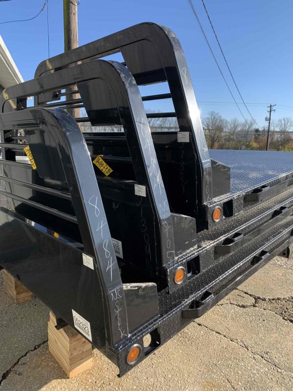 2021 Norstar SR single rear wheel short bed Truck Bed