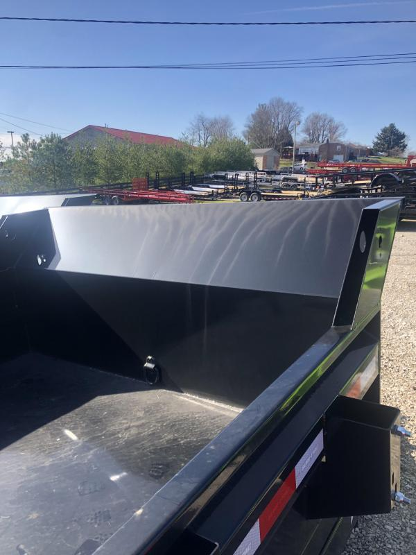 2021 Sure-Trac 6 x 10 SD Low Profile Dump Trailer  7K S