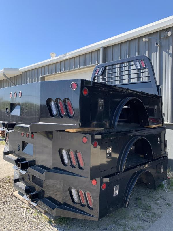 "2021 Norstar 9' 4"" ST Truck Bed"
