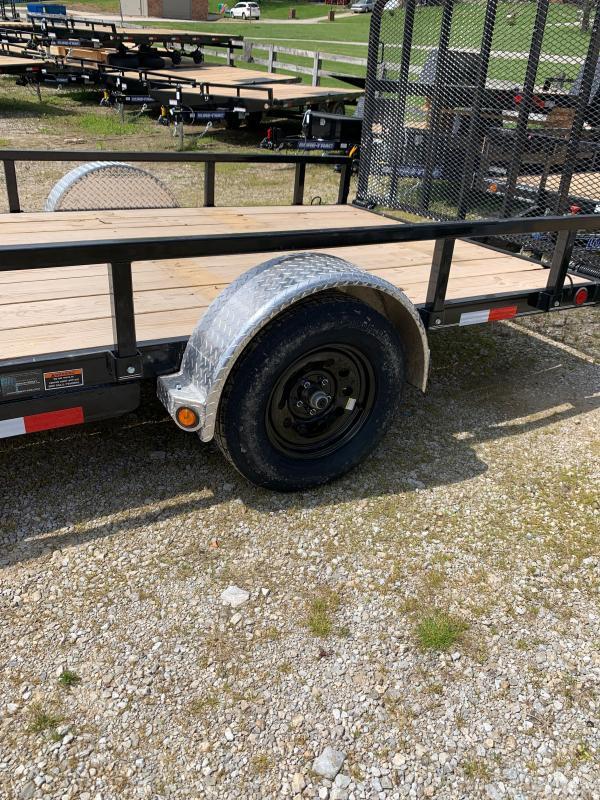 2021 Load Trail 83 14 SA Utility Trailer