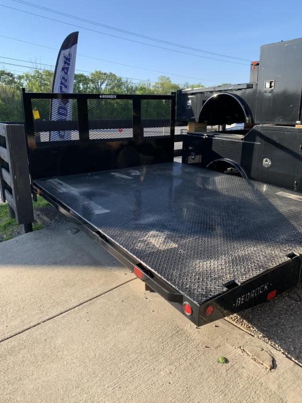 2021 Bedrock limestone stake body bed Truck Bed
