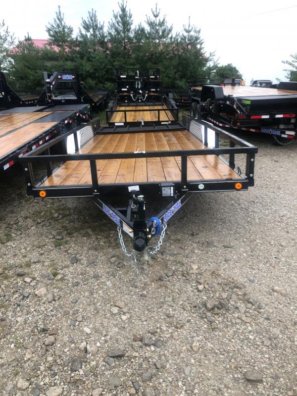 2022 Load Trail 83 x 16 tandem axle Utility Trailer