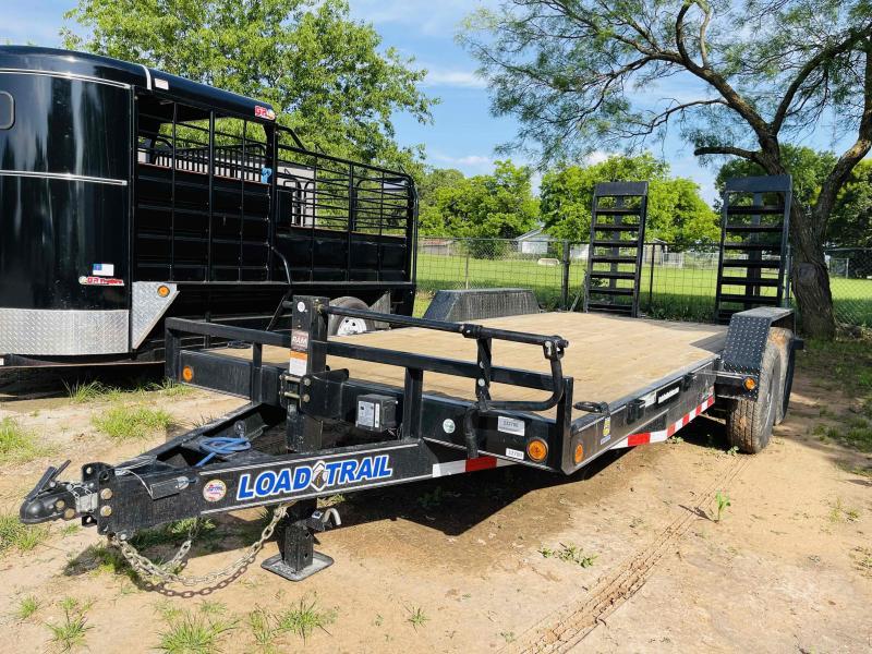 "2021 Load Trail 18'x83"" Tandem Axle Equipment Hauler"