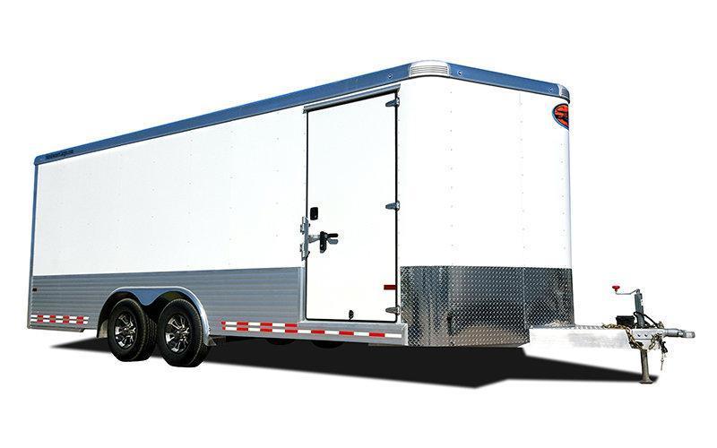 2021 Sundowner Trailers 8'x20' Enclosed Cargo Trailer