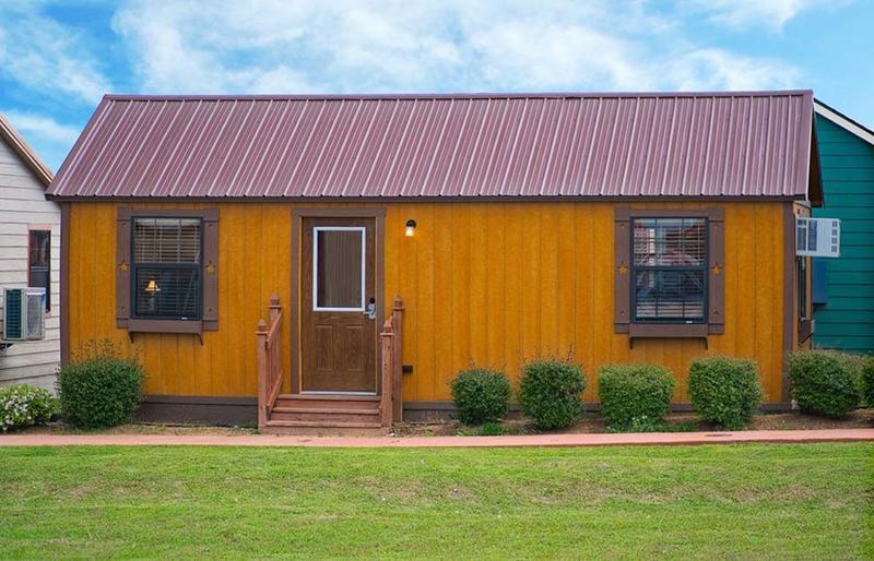 Leland Stag Cabin