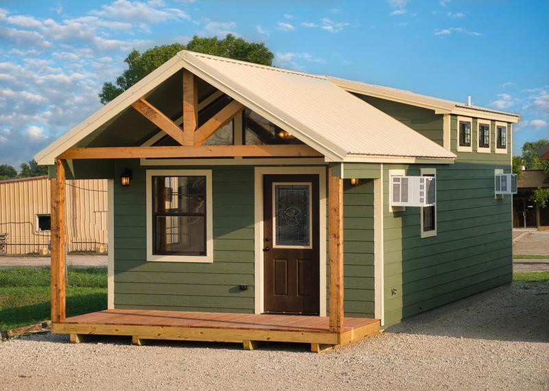 Leland Park Model Cabin