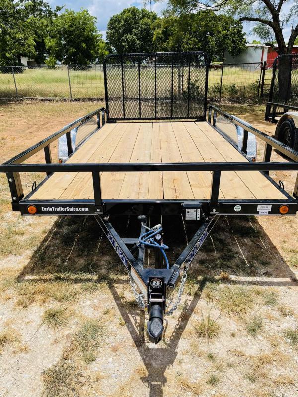 "2021 Load Trail 14'x83"" Tandem Axle  Utility Trailer"