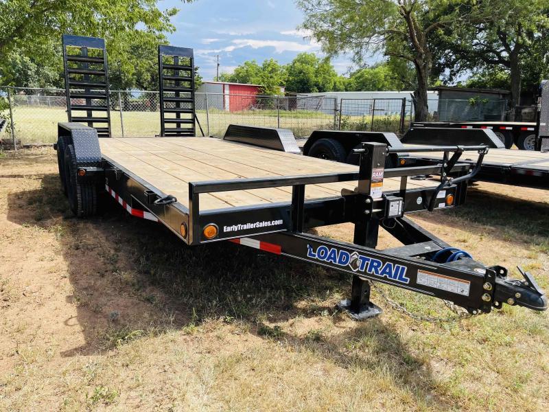 "2021 Load Trail 18'x83"" Bumper Pull Equipment Hauler"