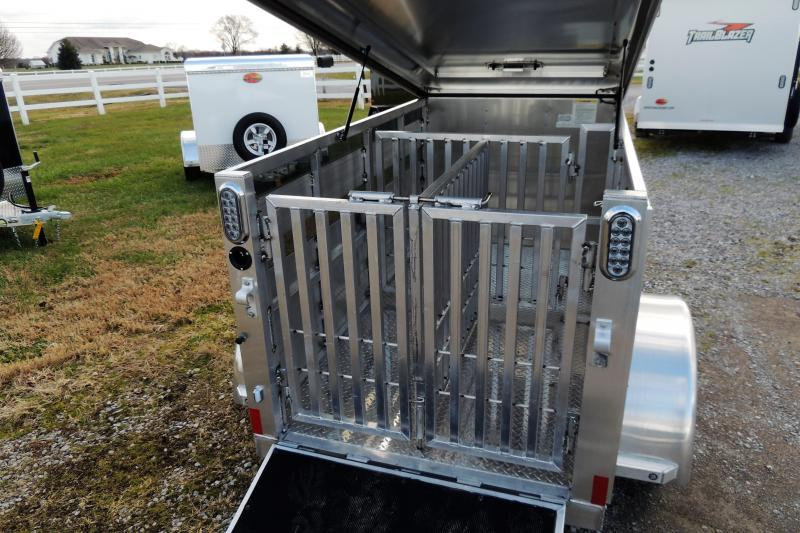 "2021 Sundowner MINI STK 7'6"" Livestock Trailer"