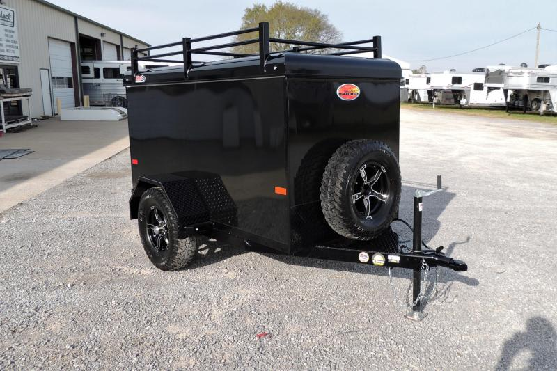 2021 Sundowner MiniGo 4x8 Off Road Cargo Trailer