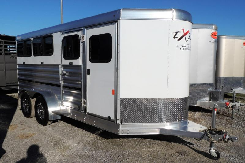 2020 Exiss Trailers Exhibitor MINI 615W Livestock Trailer