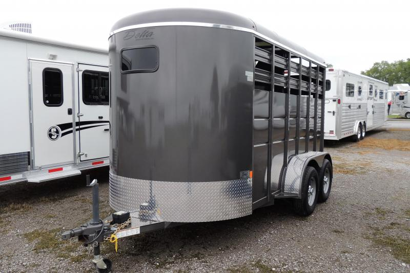 2019 Delta 500 Series 2 Horse Trailer