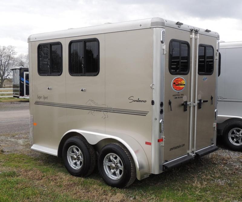 2020 Sundowner Super Sport 2 Horse BP