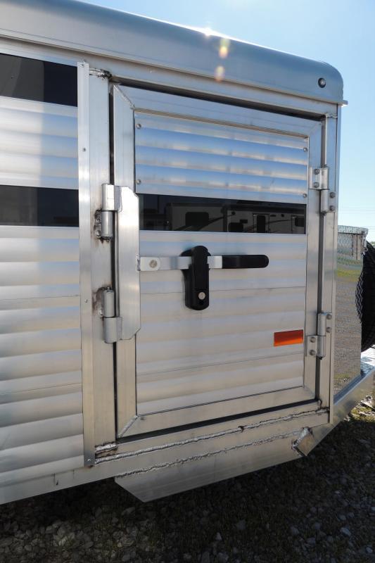 """2020 Sundowner MINI STK 7'6"""" Livestock Trailer"""