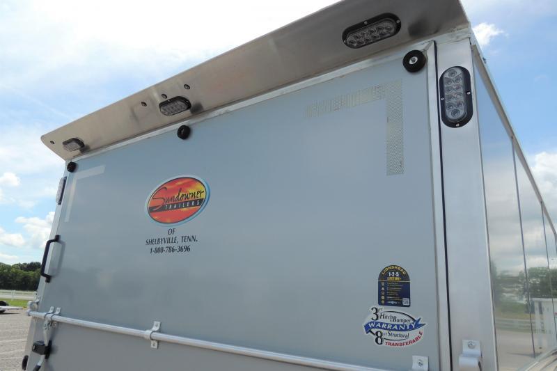 2022 Sundowner 24' x 8' GN Enclosed Cargo Trailer