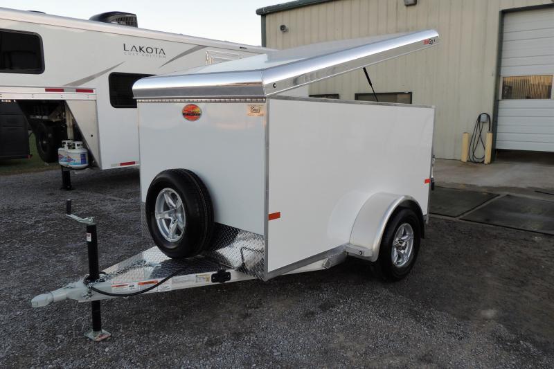 2021 Sundowner MiniGo 5 X 8 Cargo Trailer