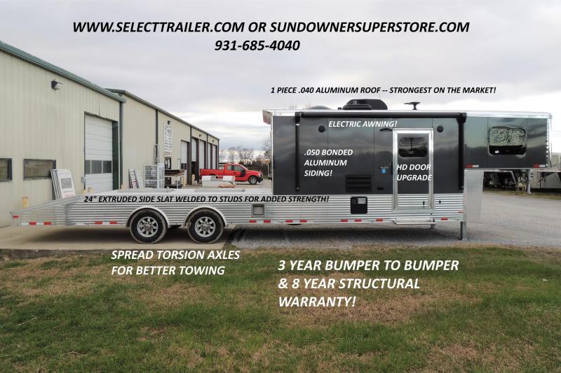 2021 Sundowner 2286km