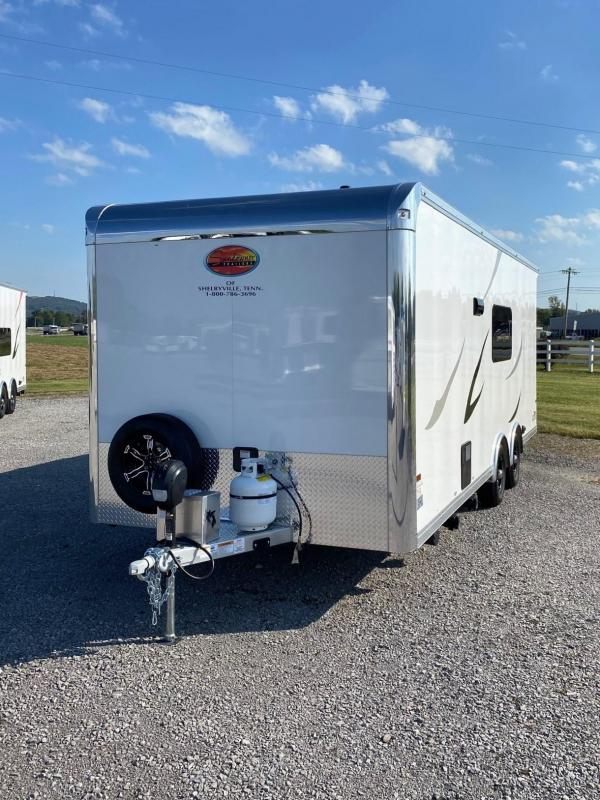 2022 Sundowner Trail Blazer 2286 Toy Hauler RV