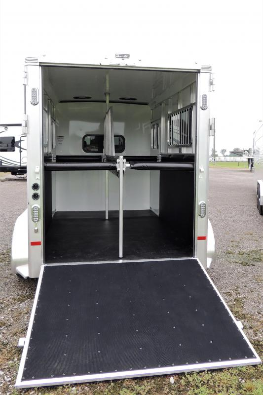 2021 Sundowner Charter TR w/ Insulated Ceiling Horse Trailer