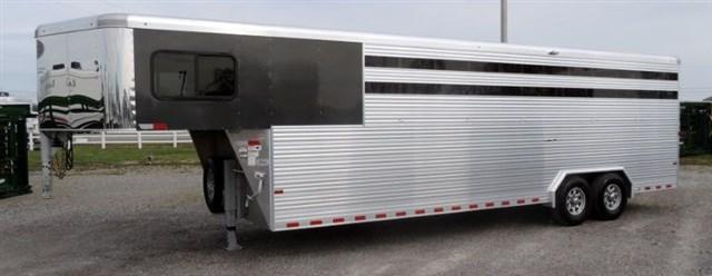 2019 Sundowner 6 - 8 Horse Hybrid Trailer
