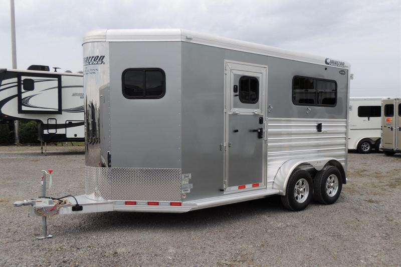 2021 Cimarron Trailers XL Stalls Straighload Horse Trailer