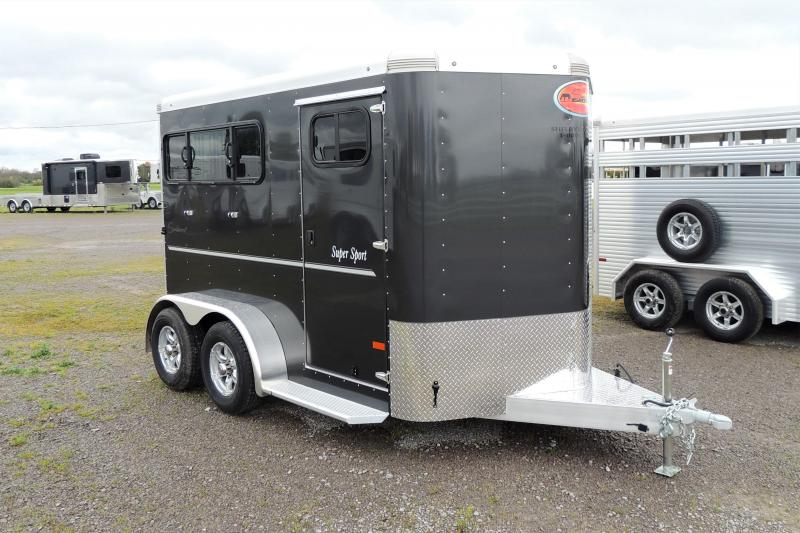 2021 Sundowner Super Sport 2 Horse Trailer