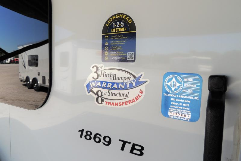 2022 Sundowner Trail Blazer 1869 RV