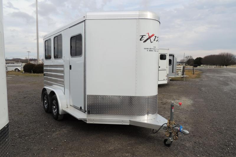 2022 Exiss XT Series 2 Horse Trailer