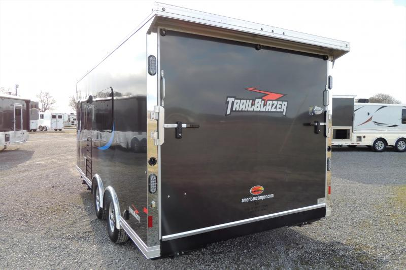 2021 Sundowner Trail Blazer 1986 Toy Hauler RV