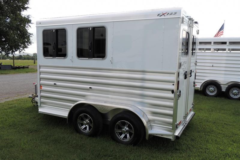 2021 Exiss XT Series 2 Horse Trailer