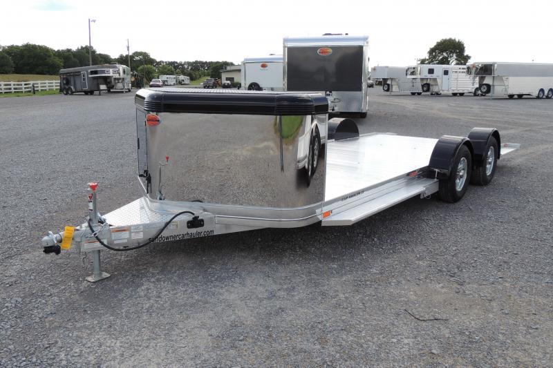 2022 Sundowner ULTRA 22' Car / Racing Trailer