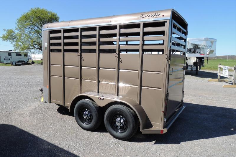 2021 Delta 500 Series 2 Horse Trailer