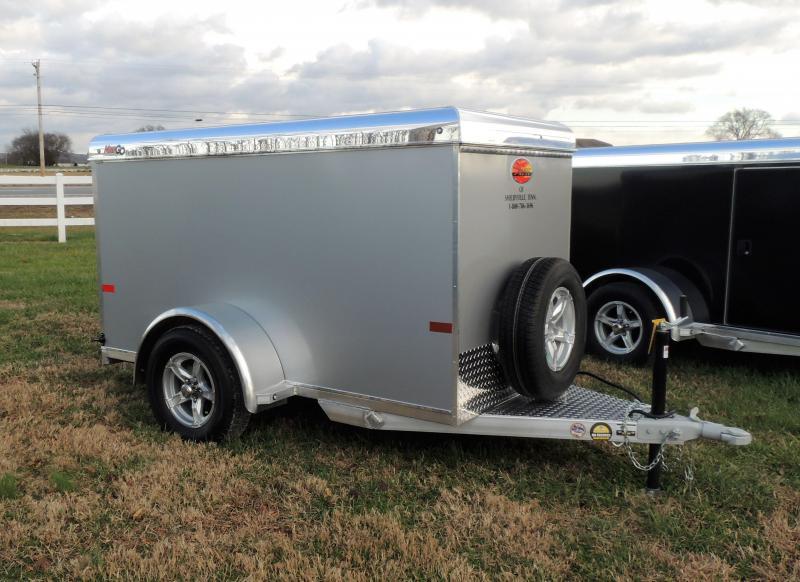 2021 Sundowner MiniGo 4 X 8 Cargo Trailer