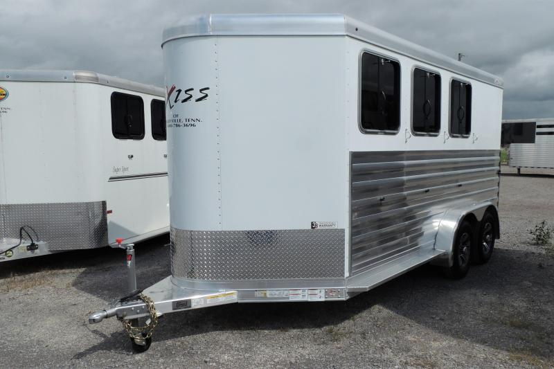2021 Exiss XT Series 3 Horse Trailer