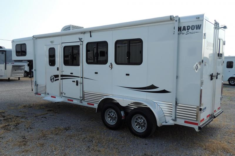 2016 Shadow 3 Horse Show PKG Trailer