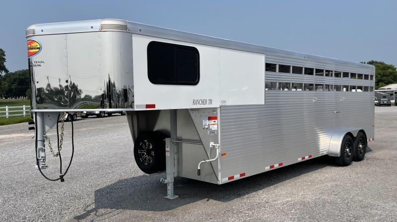 2022 Sundowner Rancher TR 24' Livestock Trailer