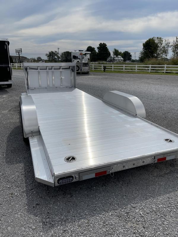 2022 Sundowner Trailers 20' Aluminum Car / Racing Trailer
