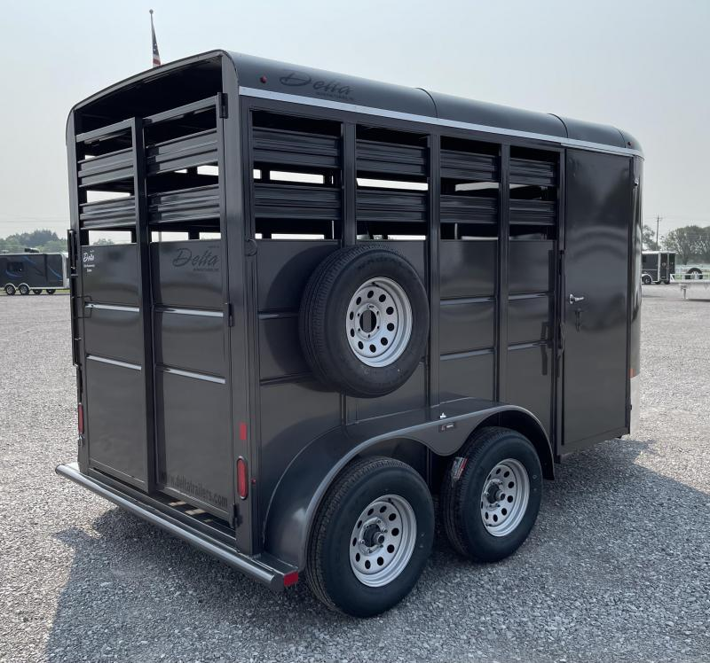 2022 Delta 500 Series 2 Horse Trailer