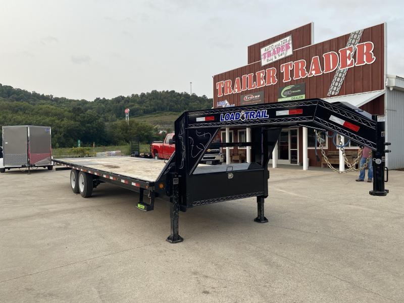2020 Load Trail 102X26 Gooseneck Tilt Equipment Trailer