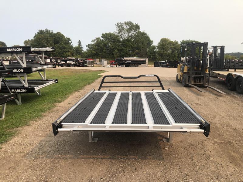 2021 Sled Deck Marlon Trailers 8' Xplore Pro Truck Bed