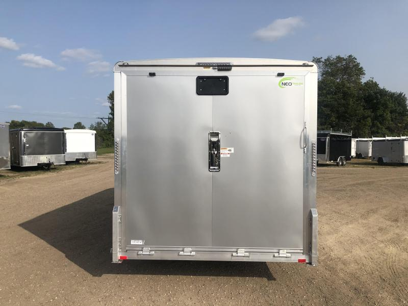 2021 NEO Trailers 7.5X23 NASX Snowmobile Trailer