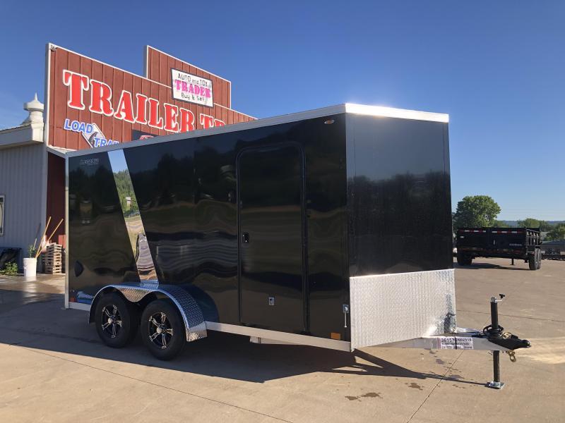 2022 Legend Trailers 7X14 Thunder Enclosed Cargo Trailer