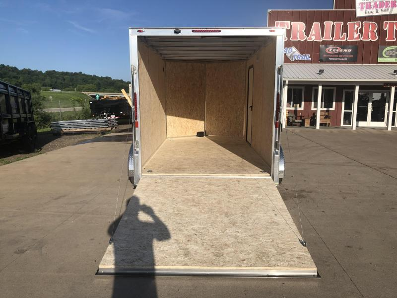 2020 Legend Trailers 7X12 Aluminum Thunder Enclosed Cargo Trailer