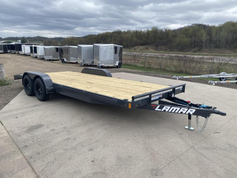 2021 Lamar Trailers 83X20 Car Hauler