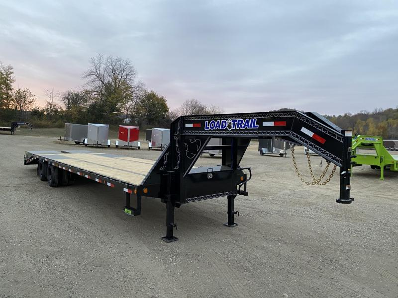 2021 Load Trail 102X32 Gooseneck Deckover Equipment Trailer