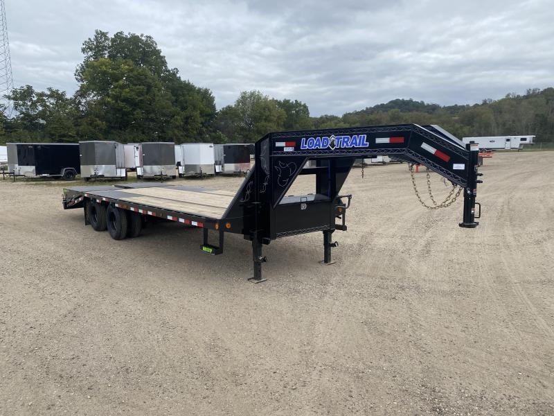 2022 Load Trail 102X25 Gooseneck Deckover Equipment Trailer